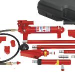 Presa hidraulica pentru reparatii de tinichigerie
